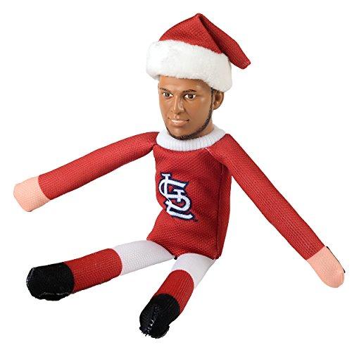 St. Louis Cardinals Molina Y. #4 Resin Head Player Elf