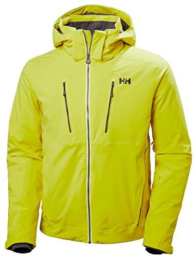 Helly Hansen Men's Alpha 3.0 Jacket, Sweet Lime, M from Helly Hansen