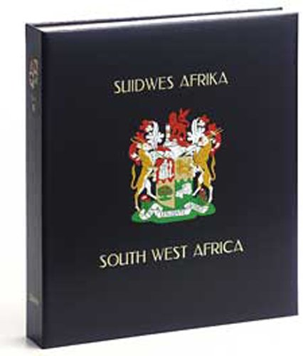 DAVO 9432 Luxus Briefmarken-Album Südwestafrika II Nambia 1990-2009