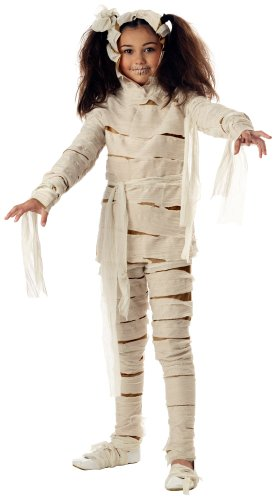 Mummy Girl Costume Size: Large