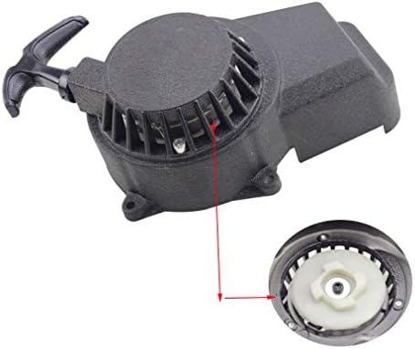 Pull Start Recoil Starter Part For 49cc Mini Moto Dirt Pocket Bike ATV Quad T PM