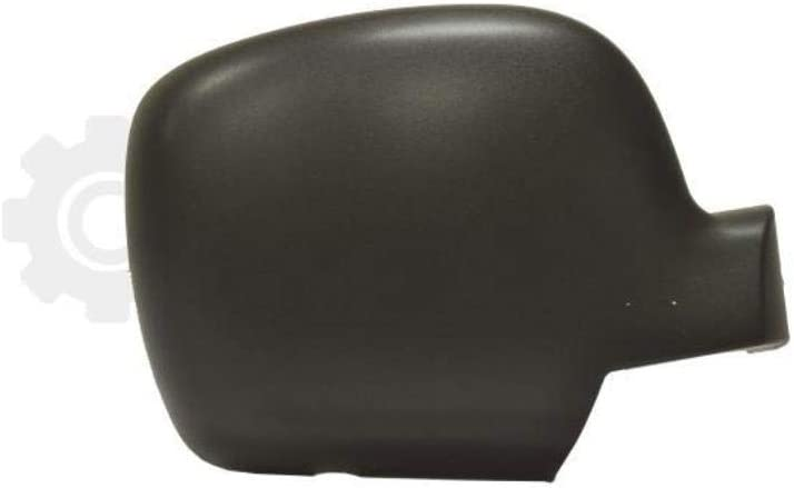 cubierta de espejo retrovisor exterior ONK Tapa de espejo derecho para Kangoo III 08.07