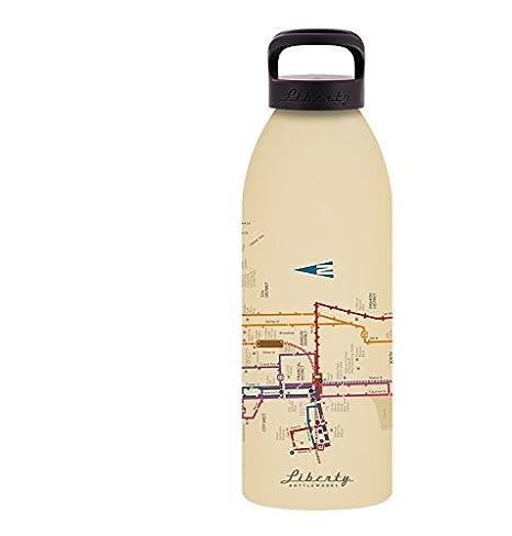 Amazon com: Liberty Bottleworks Los Angeles Mass Transit