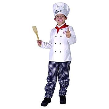 Disfraz Chef cocinero niño - 10 - 12 años