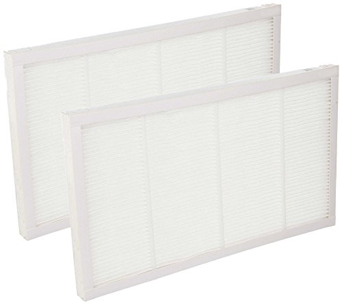 Nispira Compatible Filter Replaces Filtrete 3M Ultra Air Cleaning Filter FAPF02 For Purifiers FAP01-RMS and FAP02-RMS By 2 packs -