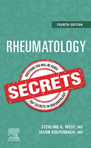 Rheumatology Secrets E-Book - http://medicalbooks.filipinodoctors.org