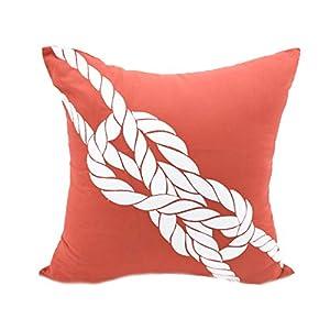 4118cg9JilL._SS300_ 100+ Nautical Pillows & Nautical Pillow Covers
