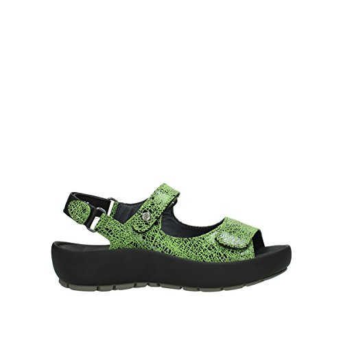 crash Wolky 475 Winter Lacets Chaussures À Dive suede lime 0C0wpFqB