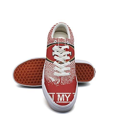 RegiDreae Women's Skate Shoe Fashion Sneaker Classic Canvas Shoes Lace Up Shoe -
