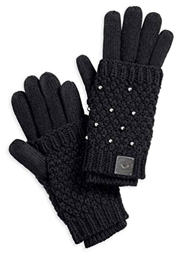 Harley Davidson Fingerless Riding Gloves - 5