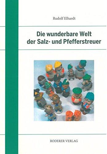 Die wunderbare Welt der Salz- und Pfefferstreuer