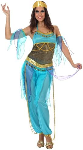 Atosa - Disfraz de bailarín árabe para mujer, talla XL (10070 ...