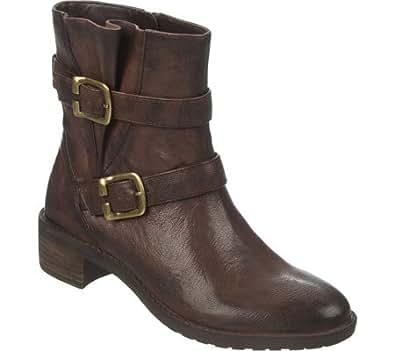 Naturalizer Women's Brown Leather Mona 12 E US