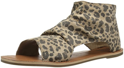 Eden Shoes (Billabong Women's East of Eden Flat Sandal, Ani, 9 M US)