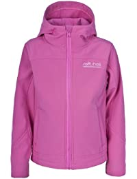 TALOK Kids Boys Girls Softshell Soft Shell Windproof Lightweight Jacket