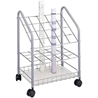 Pemberly Row Tubular Steel Wire Roll File - 20 Compartments