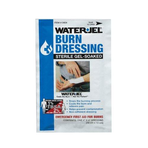 - WATER-JEL - Burn Dressing - 4