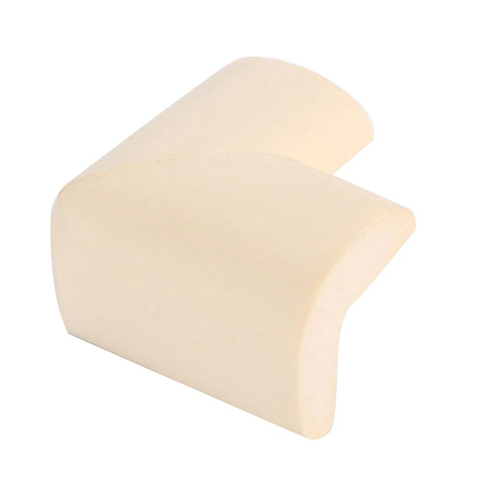 protectores de seguridad para ni/ños y beb/és blanco blanco protectores de bordes de esquina 4 protectores de esquina de seguridad protectores de esquinas de escritorio