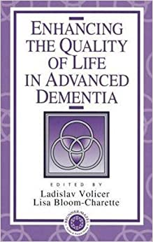 Book Enhancing the Quality of Life in Advanced Dementia. Routledge. 1999.