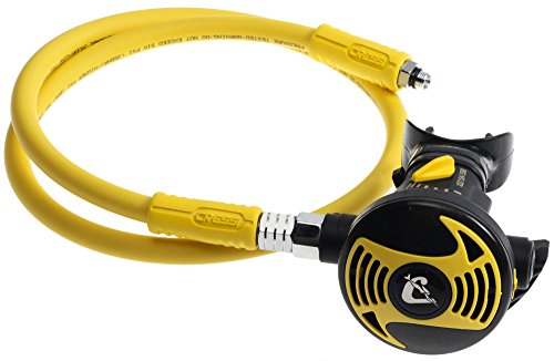 Cressi XS Octopus, Yellow