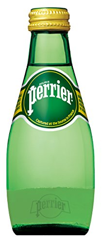 Perrier 200ml bottle X24 present (six X4P) by Perrier