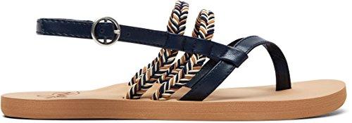 Keilana Roxy Bleu Tongs Navy Femme Arjl200625 d4q4Bw