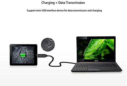 Roadmate GPS Power Cord Charging Cable for Magellan Roadmate 5045-LM,5120-LMTX,5145T-LM,5175T-LM,5220-LM,5230T-LM,5235T-LM,5236T-LM,RV5365T-LMB,5370T-LMB,5625-LM,5632T-LM,5630T-LM,5520-LM,5635T-LM
