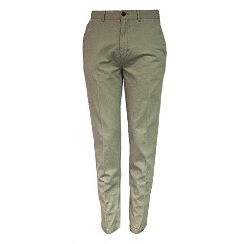 FARAH Mens Classic Khaki Vintage Soft Twill Retro Mod Chino Trousers Size ()