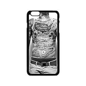 Personalized Creative Cell Phone Case For iPhone 6,men body tattoo
