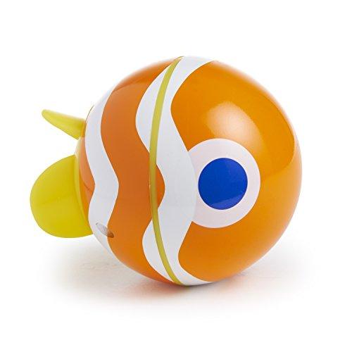 Munchkin Spinball Fish Bath Orange