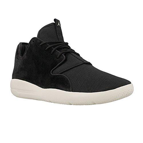 NIKE Jordan Eclipse Lea - 724368013 - Color White-Black - Size: 12.0 by NIKE