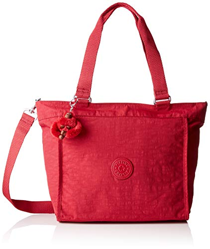 Tote New Shopper - Kipling New Shopper S, Women's Tote, Red (Radiant C), 13x42x27 cm (B x H T)