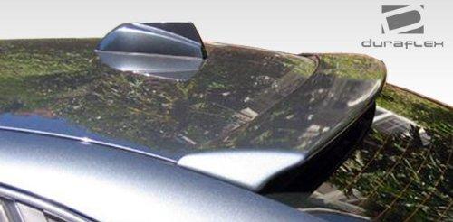 Duraflex OTG Roof Window Wing Spoiler - 1 Piece Body Kit - Fits Audi A4-2002 2003 2004 2005 2006 2007 2008 | 02 03 04 05 06 07 08 (ED-UQA-573) (Otg Front Bumper)