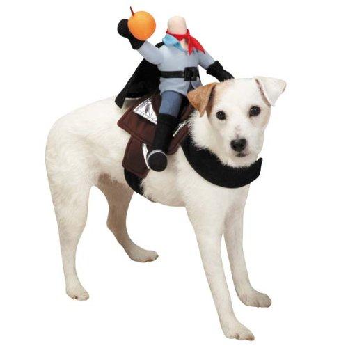 UPC 721343617907, Zack & Zoey Saddle Headless Horsemen Costume, Medium