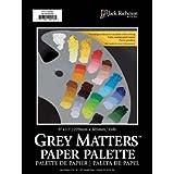 Jack Richeson Grey Matters Paper Palette (50 Sheets), 9