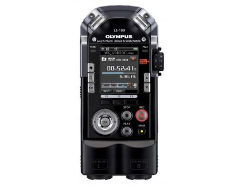 Olympus Ls 100 Multi Track Linear Pcm/Mp3 Recorder by Olympus