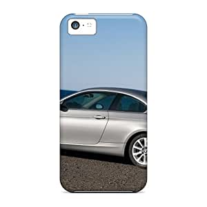 New Yjs10947Baqw Bmw 335i Coupe Side View Tpu Covers Cases For Iphone 5c
