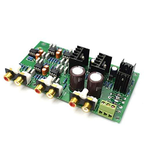 ModuleFly NE5532 Can Adjust 2 Range 2 Way Speaker Active Frequency Divider Crossover Linkwitz-Riley Circuit DSP A8-014