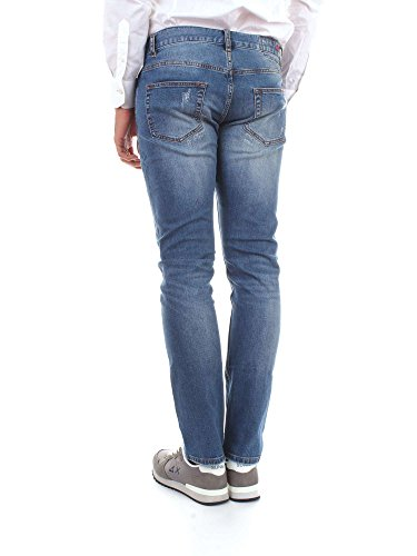 68 Cotone Uomo Azzurro 17185lightblue Sun Jeans Yxg7qgP