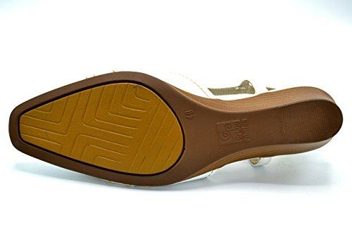 Pitillos 734 - Zapato con cuña abierto detrás