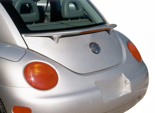 - JSP Rear Wing Spoiler Compatible with 1998-2010 Volkswagen Beetle OE Style Primed with LED 339180