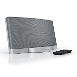 Bose SoundDock Series II 30-Pin iPod/iPhone Speaker Dock (Silver)