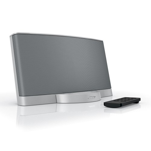 - Bose SoundDock Series II 30-Pin iPod/iPhone Speaker Dock (Silver)