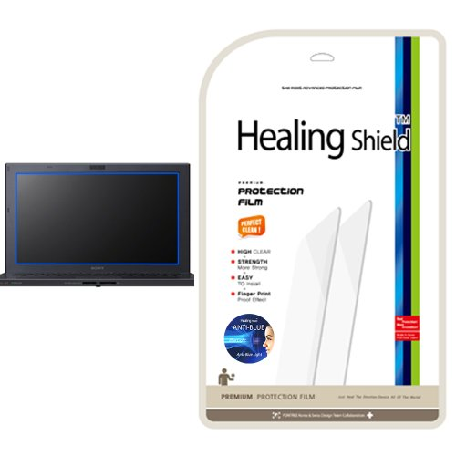 Healingshield AB Anti-Blue Eye protection functional LCD screen protector for Sony Vaio SVZ13115