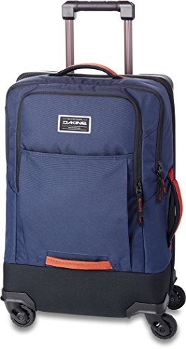 Dakine Unisex Terminal Spinner Wheeled Travel Bag, Dark (Dakine Luggage Split Roller)