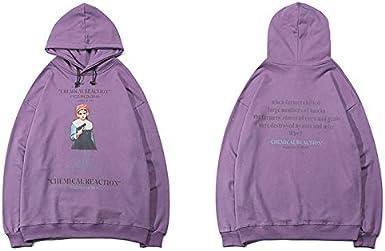 Aelfric Eden Mens Pullover Hoodie Sweatshirt Fashion Pattern Letter Print Sweatshirt Harajuku Streetwear Hoodie
