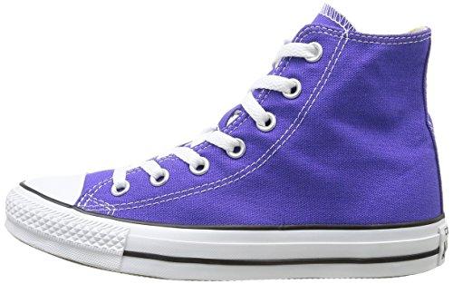 Converse Star Hi Canvas Seasonal, Sneaker, Unisex Viola (Periwinkle)