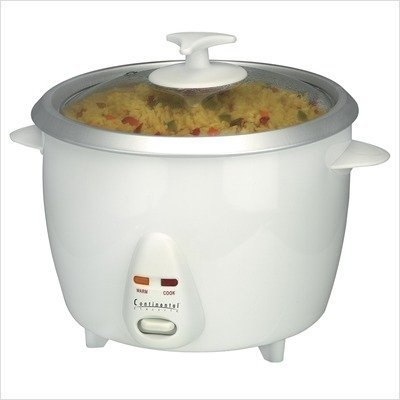 Continental Electrics CE23231 8 Cup Rice Cooker