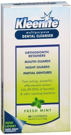 Kleenite Dental Cleanser Fresh Mint 6 oz (pack of 5)