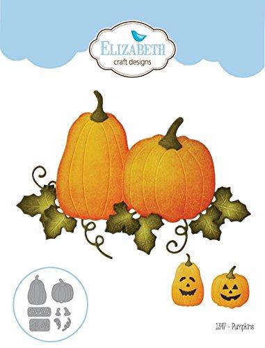 Elizabeth Craft Designs 1397 Elizabeth Craft Metal Die-Pumpkins